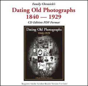 Amazoncom Dating Old Photographs 18401929