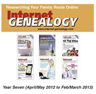 Internet Genealogy company