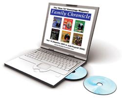 Family Chronicle on CD