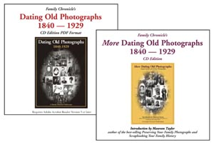 2 CD Bundle Dating Old Photos and More Dating Old Photos (USA/CDN)