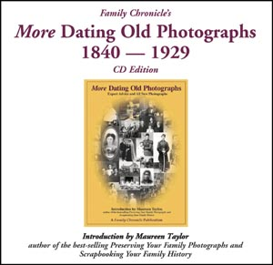 More Dating Old Photographs on CD (INT'L)