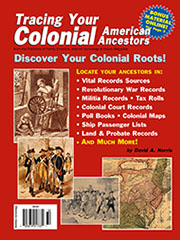 Tracing Your Colonial American Ancestors - PDF Edition