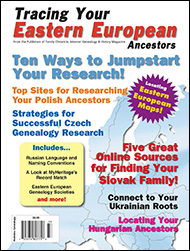 Tracing Your Eastern European Ancestors PDF EDITION - Lisa Alzo