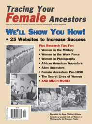 Tracing Your Female Ancestors PDF Edition